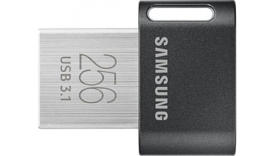 USB Flash Drive Samsung Fit Plus 256GB, USB 3.1 300 МВ/s, (MUF-256AB/APC)