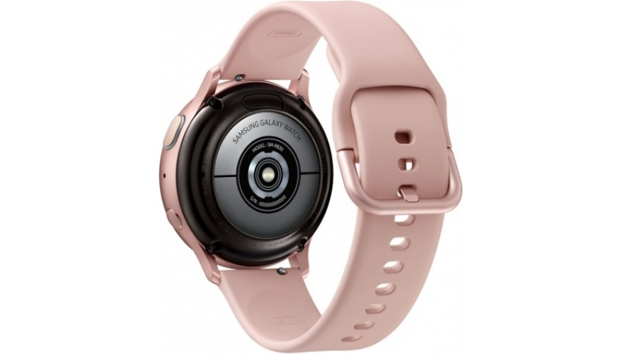 Часы Samsung Galaxy Watch Active2 алюминий 40 mm Ваниль