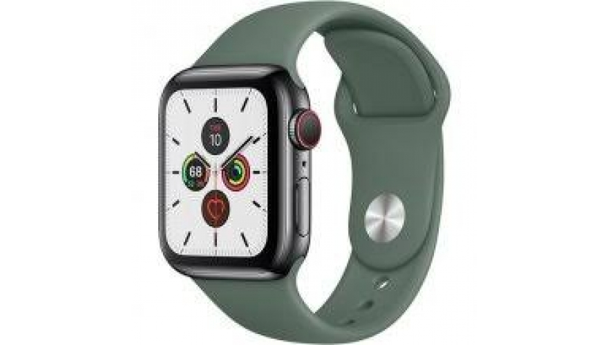 Ремешок для Apple Watch 44mm/42mm Sport Band Dark Green
